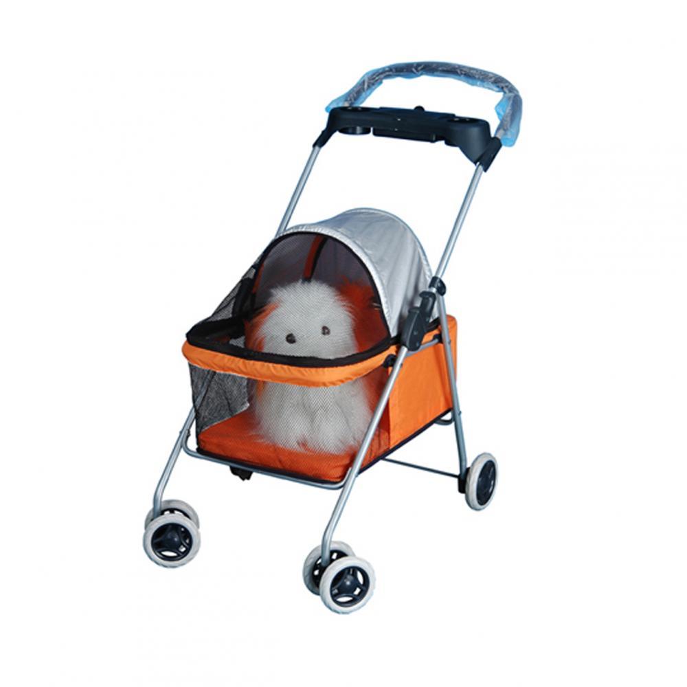 New BestPet Cute Pet Stroller Dogs Cats w/Cup Holder,pet ...