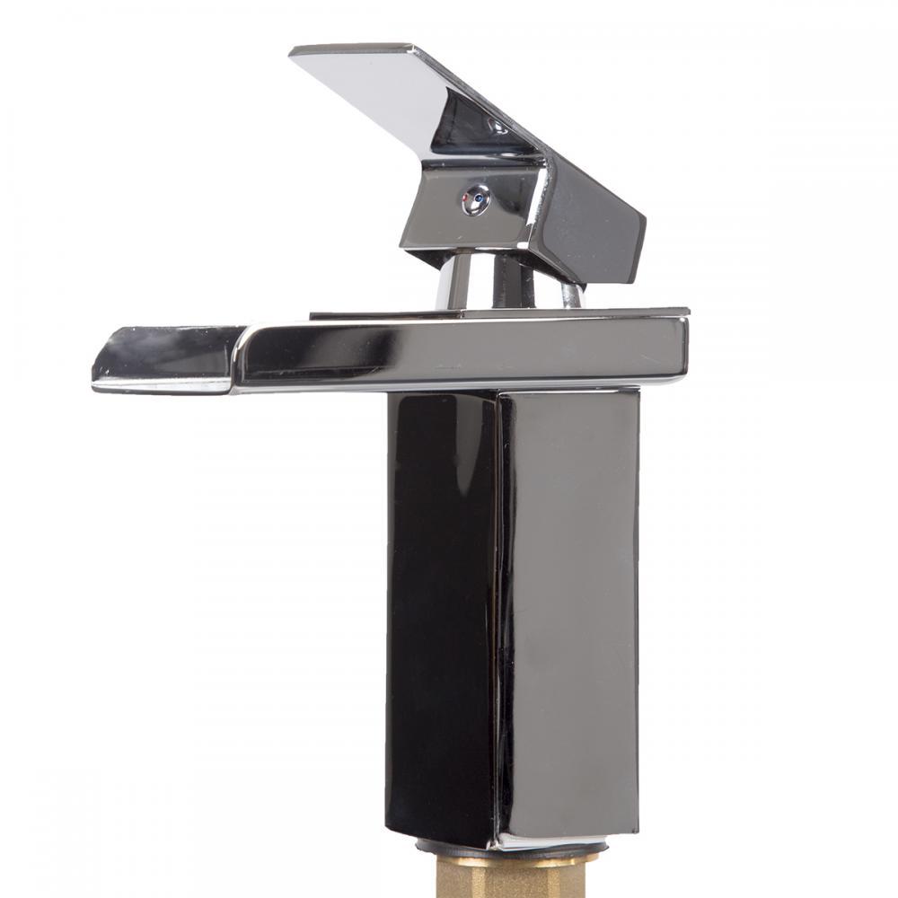 Kitchen Swivel Pull Out Faucet Single Handle Spout Basin